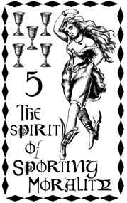 Spirit of Sporting Morality Card